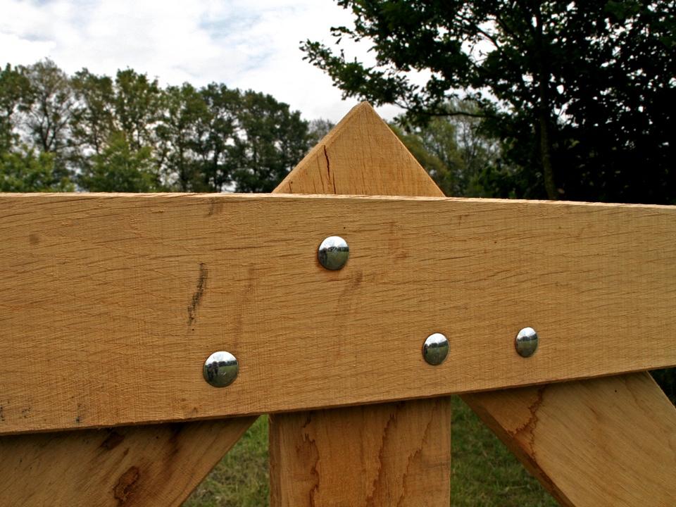 Houten hekwerken en landhekken van inlands hout!